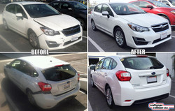 Subaru Impreza Auto Body Repair