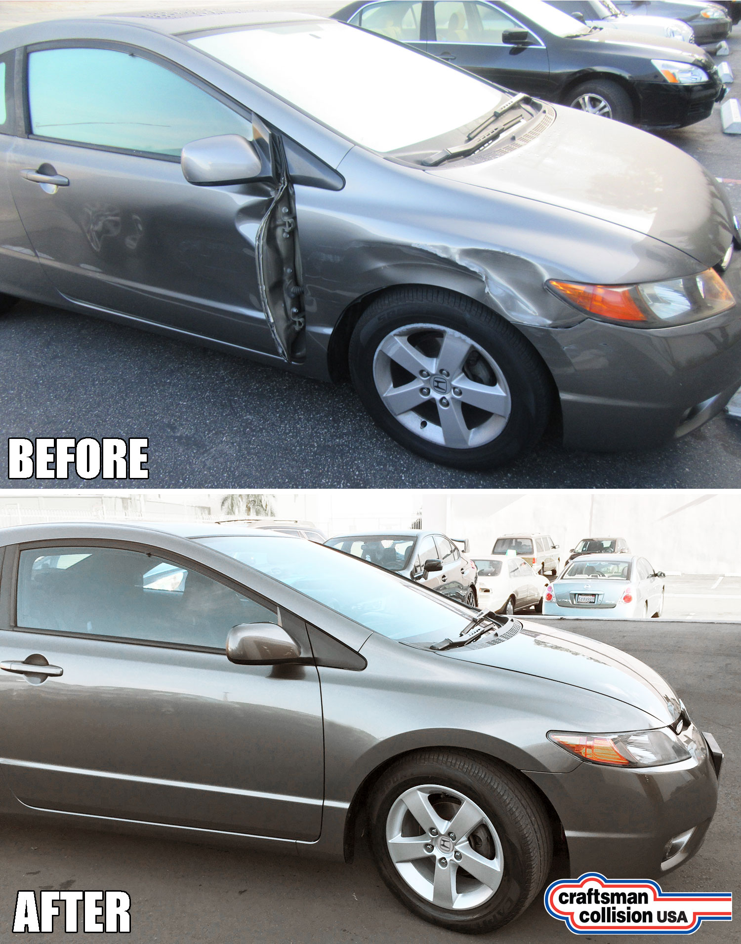 2006 Honda Civic repair
