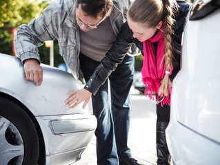 Four Reasons You Should Fix Your Scratched Car from our Long Beach Auto Body Shop