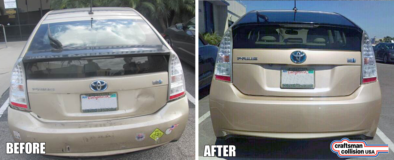 Toyota Prius repair