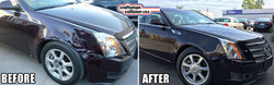 Cadillac fender repair