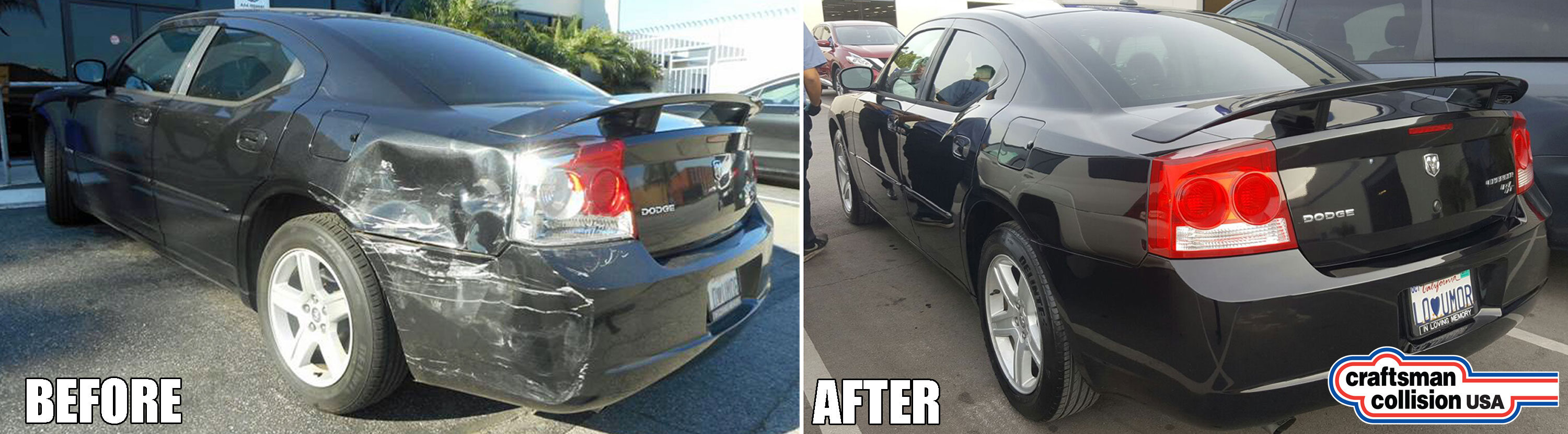 Dodge Charger Auto Body repair