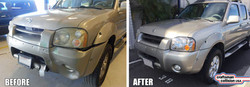 Nissan Frontier Collision Repair