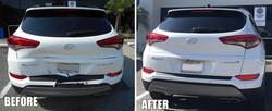 Hyundai Tuscon repair