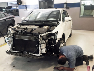 How Do Auto Body Shops Find Damage? Our Long Beach Body Shop Lets You Know