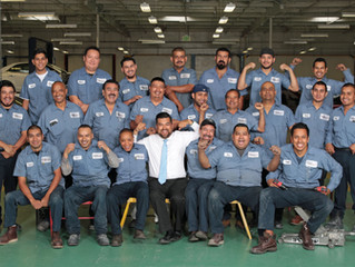 There's a Team of Qualified Pros at our Long Beach Auto Body Shop