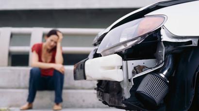 Uninsured driver auto body repairs