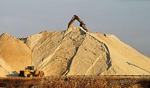 Купить песок природный Пенза. СК Гранит