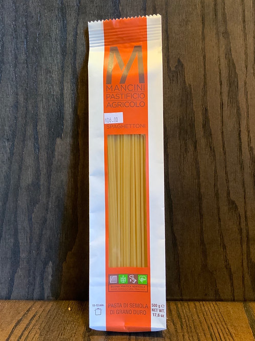 Spaghettoni Pasta