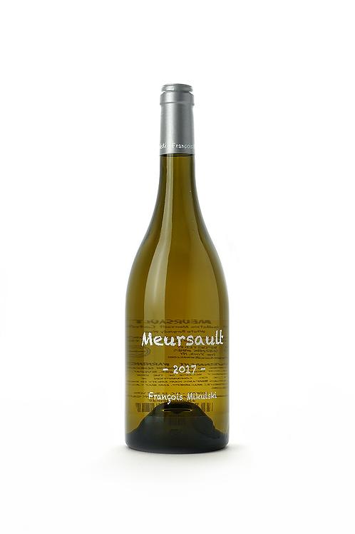 Francois Mikulski, Chardonnay, Meursault,  Burgundy, 2017