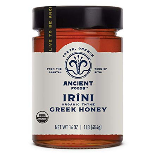 Irini Organic Thyme Greek Honey