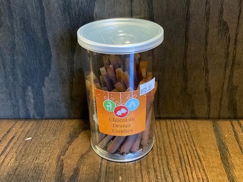Chocolate Orange Candies