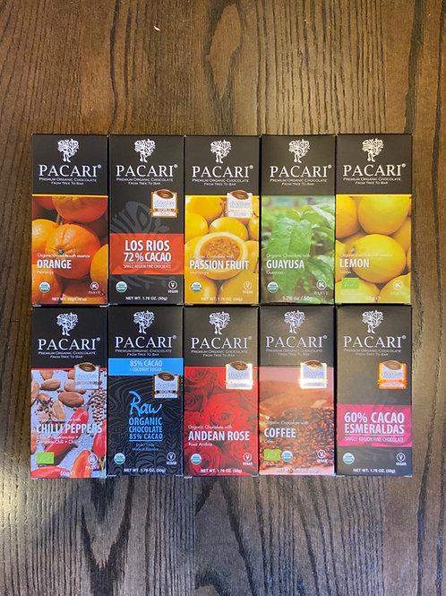 Mix & Match Pacari Chocolate