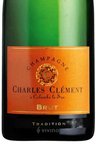 Charles Clement, Champagne Brut
