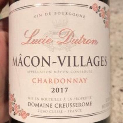 Lucie Dutron Macon-Village,Chardonnay