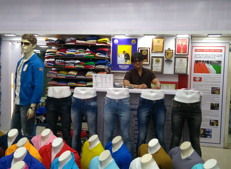 Maximum number of Mannequins in a single store