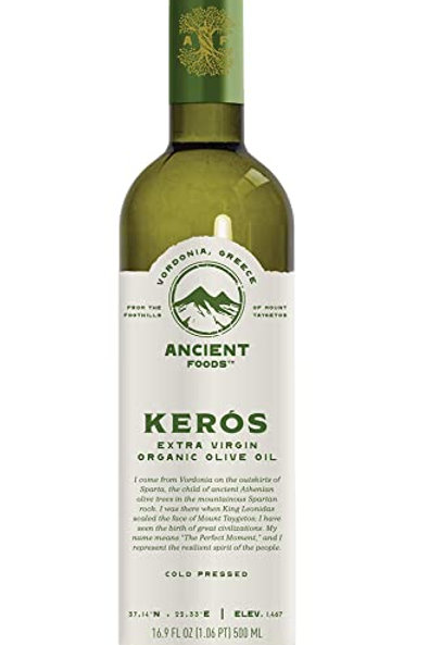 Keros Organic Extra Virgin Greek Olive Oil