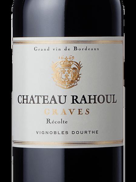 Chateau Rahoul Graves, Sauvignon  Blanc & Semillon, Dourthe  2015