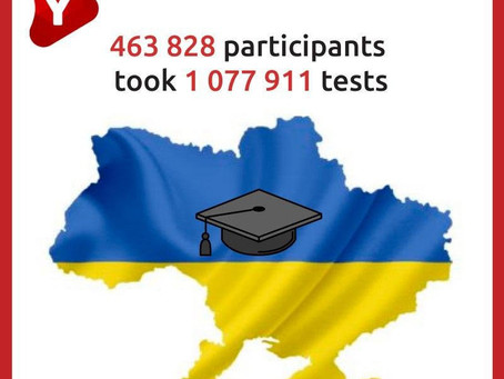 The biggest Number of Students Took Part in the Online University Admission Test Simulation