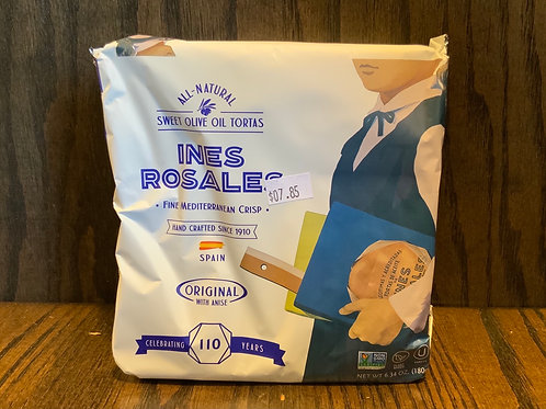 Ines Rosales Crackers - Original with Anise