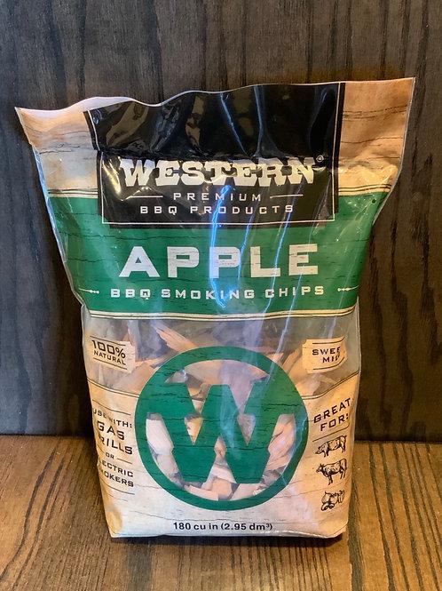 BBQ Smoking Chips Apple