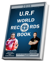 URF Records Book 2016