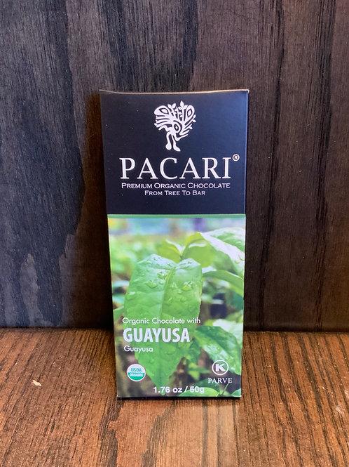 Guayusa Pacari Chocolate