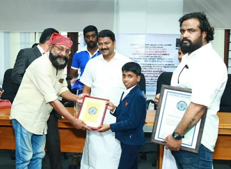 YOUNGEST SHORT FILM DIRECTOR