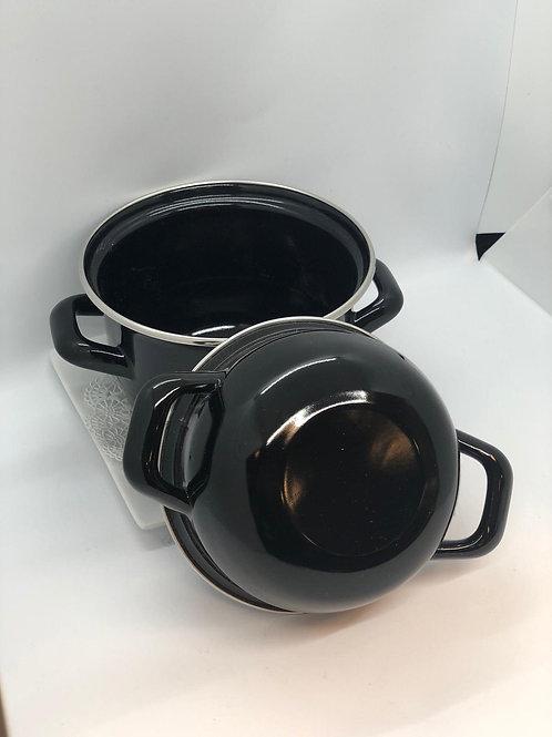 Steel Mussel Pot