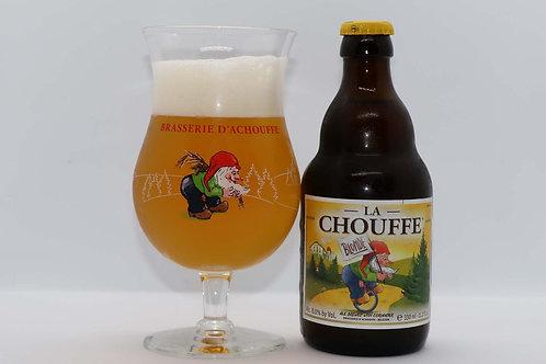 La ChouffeBlonde