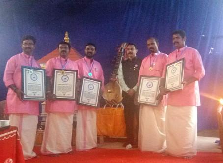 Longest Carnatic Music Concert