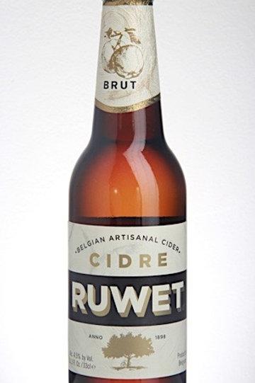 Ruwet Belgian Cider