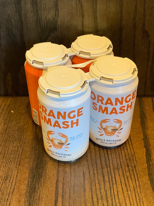 Orange Smash Can Cocktail 4 Pack