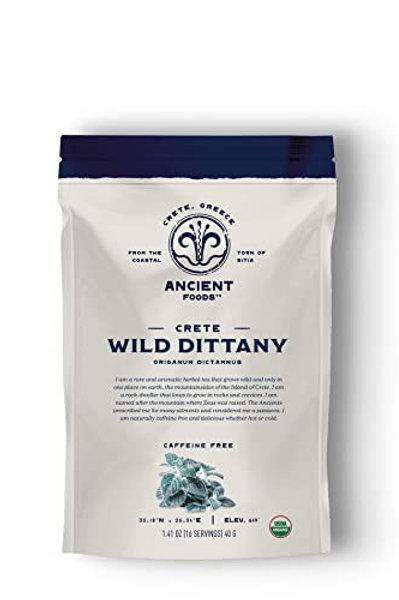 Wild Dittany Tea