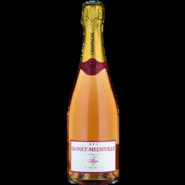 Gonet-Médeville Rosé 1er Cru