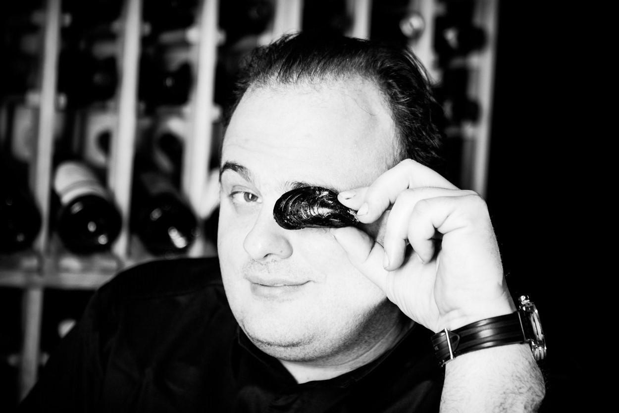 Chef Claudio Pirollo