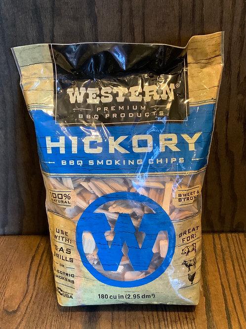 BBQ Smoking Chips Hickory