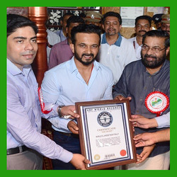 kedar jadav Receiving URF Record