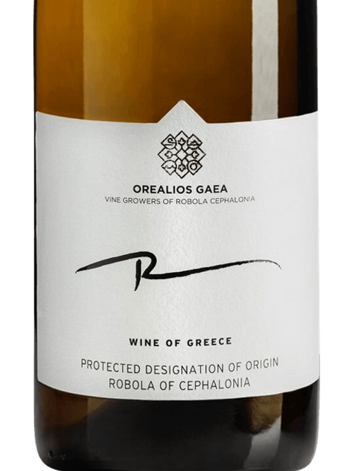 Orealios Gaea 'R' Robola Of Cephalonia, Robola, 2019