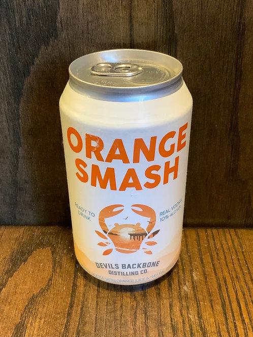 Orange Smash Can Cocktail
