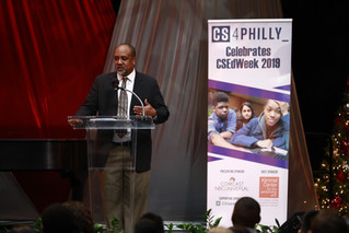 Dr. Chad Womack, Co-Founder, CS4Philly