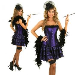 Burlesque purple 2