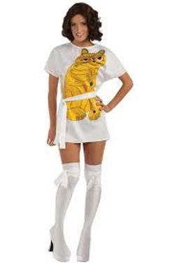 Abba Cat Yellow