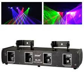 4 head laser,disco,lighting,party,hire