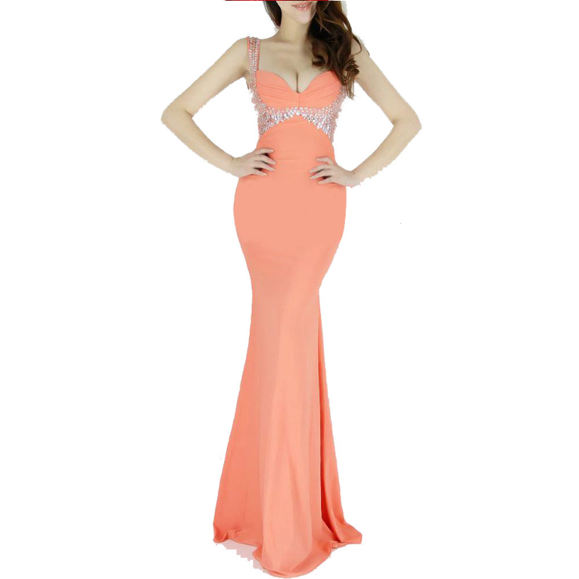 Long Evening Dress 2016
