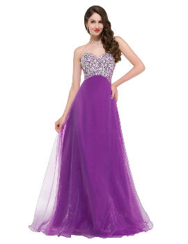 Luxury Beaded Long Purple Evening Dresses 2016.jpg