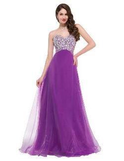 Luxury Beaded Long Purple Evening Dresses 2016.jpg