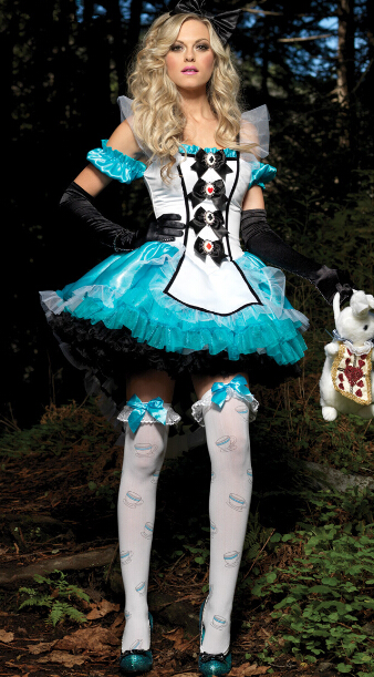 Sexy Alice in Wonderland