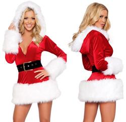 Sexy Santa 4