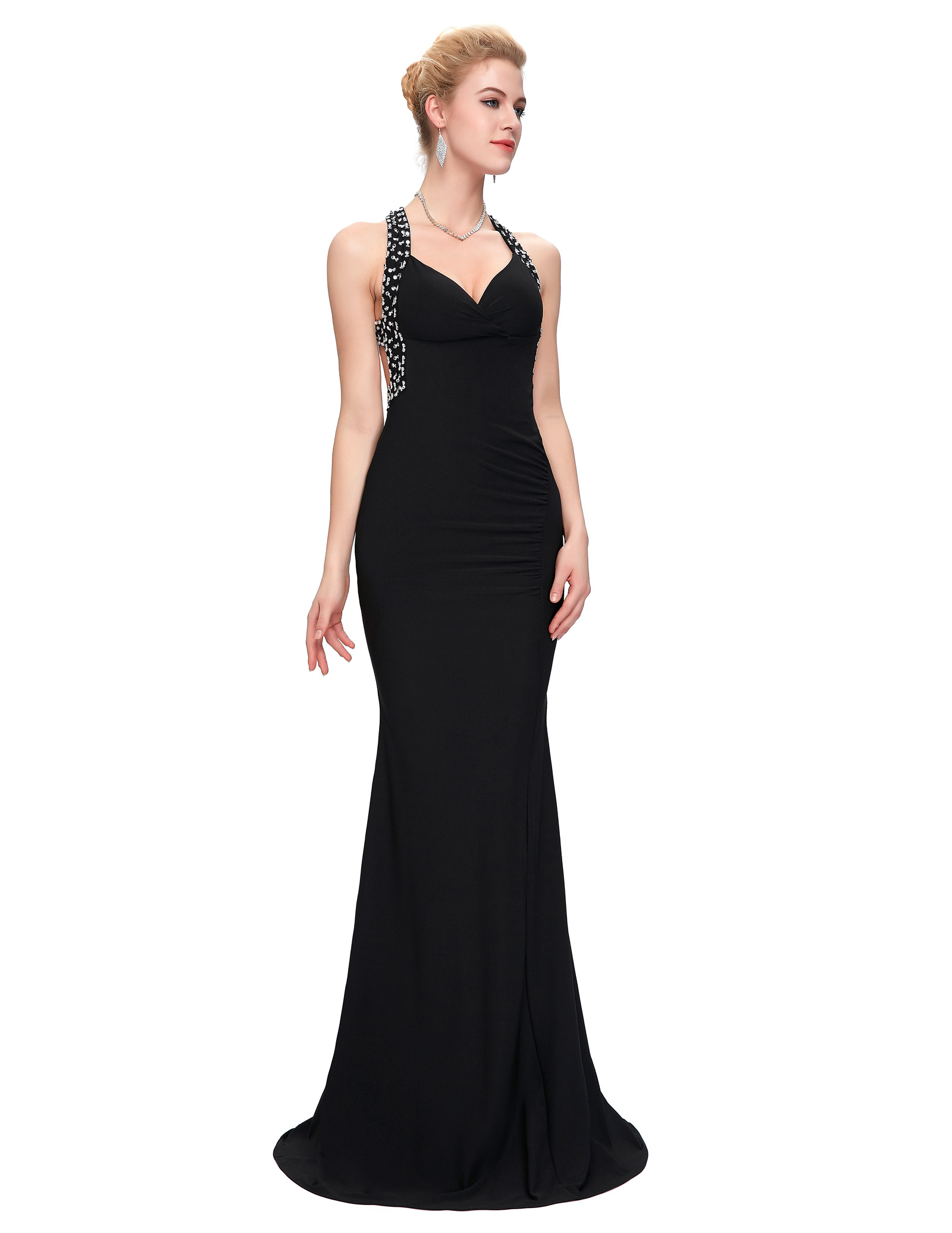 Evening Dress 2016 Backless